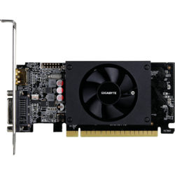 GIGABYTE Placa video NVidia GeForce GT710 DDR5 1GB/64bit