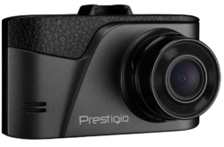 PRESTIGIO Car Video Recorder RoadRunner 345, Automatic Night Mode, Motion Detection, G-sensor, Cyclic Recording