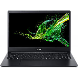 Laptop Acer 15.6'' Aspire 3 A315-34, FHD, Intel Pentium Silver N5000,  4GB DDR4, 1TB, GMA UHD 605, Linux, Black