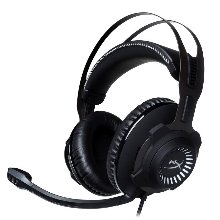 Casti Gaming Hyperx Cloud Revolver Gun Metal