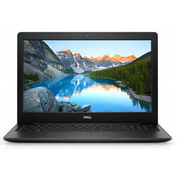 Laptop DELL 15.6'' Inspiron 3593 (seria 3000), FHD, Intel Core i5-1035G1, 8GB DDR4, 512GB SSD, GMA UHD, Linux, Black