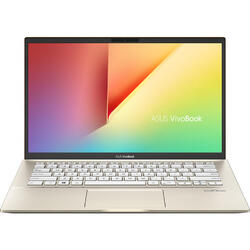 Laptop ASUS 14'' VivoBook S14 S431FA, FHD, Intel Core i5-8265U, 8GB, 256GB SSD, GMA UHD 620, No OS, Moss Green