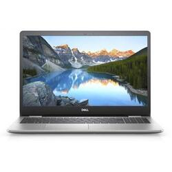 Laptop Dell Inspiron 5593, 15.6-inch FHD, Intel Core i5-1035G1, 8GB DDR4, 512GB SSD, nVidia GeForce MX230 2GB, Windows 10 Home, Platinum Silver