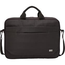 "Geanta Laptop Case Logic Advantage Attache slim ADVA-116, 15.6"", Negru"