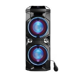 Sistem audio Sharp PS-940, 180W, Bluetooth, DJ controller and Mixer, Super Bass Effect, Party LED