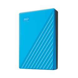 "HDD extern WD My Passport 4TB, 2.5"", USB 3.0, Albastru"