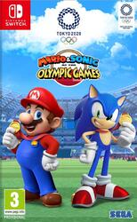 MARIO & SONIC AT THE OLYMPIC GAMES TOKYO 2020 - SW