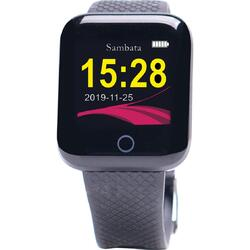 Ceas Smartwatch E-BODA Smart Time 150, Bluetooth, Negru