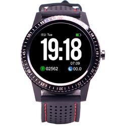 Ceas Smartwatch E-BODA Smart Time 360, Silicon, Negru