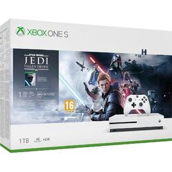 Microsoft Consola Xbox One S 1TB + Star Wars JEDI: The Fallen Order