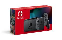NINTENDO SWITCH CONSOLE (WITH GREY JOY-CONS) HAD - GDG
