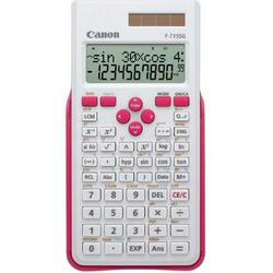 Calculator de birou Canon F-715SG, 16 Digit, Alb-Magenta