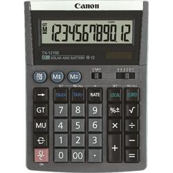 Calculator de birou Canon TX-1210E, 12 cifre
