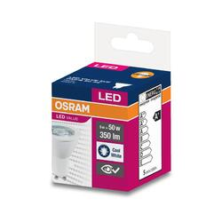 OSRAM Spot Led Value Par16, 5W (50W), lumina neutra (4000K)