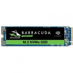 Seagate SSD BarraCuda 510, 250GB, M.2 2280, PCIe