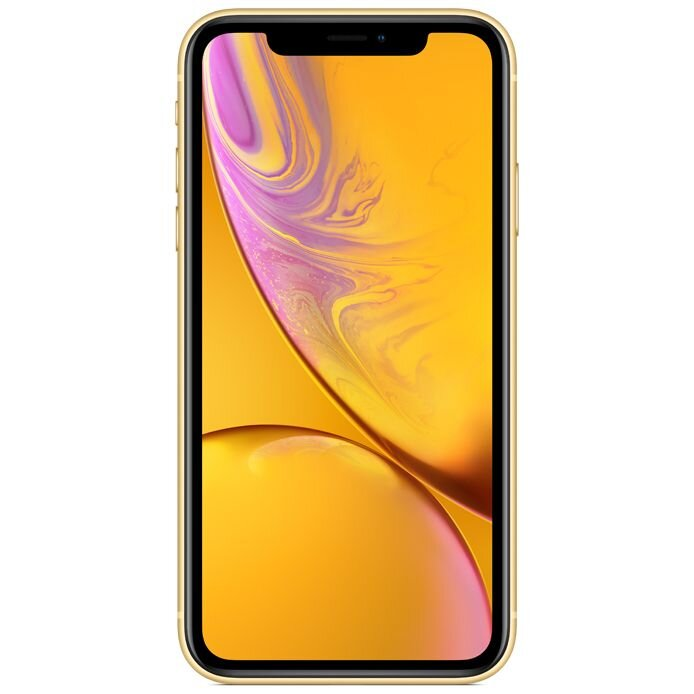 Telefon mobil Apple iPhone XR, 128GB, Yellow