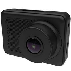 "Camera auto DVR KitVision KVOBS108GW, Full HD, ecran 2.45"", unghi de 170 grade, 12MP, GPS, WiFi, negru"