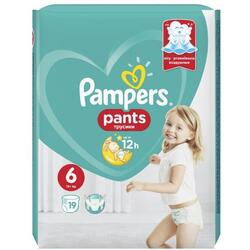 Scutece Pampers Active Baby Pants 6 Carry Pack, 15+ kg, 19 bucati