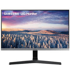 Monitor LED Samsung LS24R350FHUXEN 23.8 inch 5 ms Negru FreeSync 75 Hz