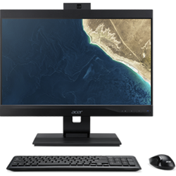 Sistem All-In-One Acer VZ4660G, 21.5 inch FHD, Intel Core i5 9400, 4GB, 1TB HDD, UHD 630, FreeDos