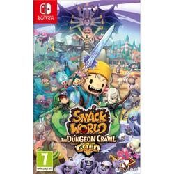 SNACK WORLD THE DUNGEON CRAWL GOLD - SW