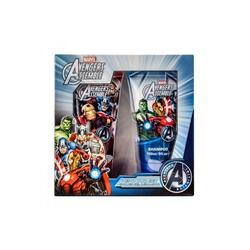 MARVEL Set cadou Avengers Assemble gel de dus 150 ml + sampon 150 ml