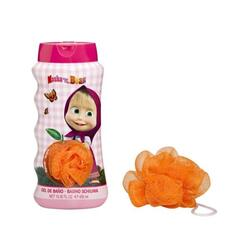 Disney Set cadou gel de dus Masha and The Bear 450 ml + burete