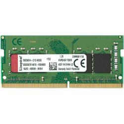 Memorie notebook Kingston ValueRAM, 8GB, DDR4, 2400MHz, CL17, 1.2v, 1Rx8