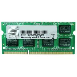 G.Skill DDR3L 8GB 1600MHz CL11 SO-DIMM 1.35V