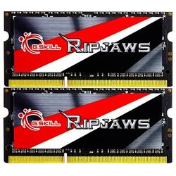 Memorie notebook G.Skill Ripjaws, 16GB, DDR3, 1600MHz, CL9, 1.35v, Dual Channel Kit