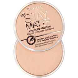 Pudra Rimmel Stay Matte 01 Transparent