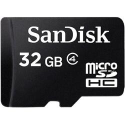 SanDisk Card Micro SD 32GB, include adaptor