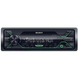 Radio MP3 Player auto Sony DSXA212UI, 4 x 55 W, USB, AUX, Verde