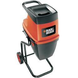 BlackDecker Tocator crengi GS2400, 2400 W, 4 cm