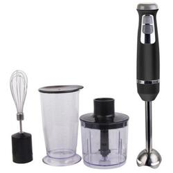 Blender Studio Casa SC1812 Miss Family 4 in 1, 600 W, Vas plastic 1.5 L, Negru