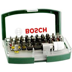 Set 32 biti si adaptor Bosch, lungime 25 mm