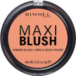 Fard de obraz Rimmel London Maxi Blush 004 Sweet Cheeks, 9 g