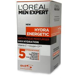 Crema revitalizanta de zi L'Oreal Paris Men Expert Hydra Energetic, 50 ml