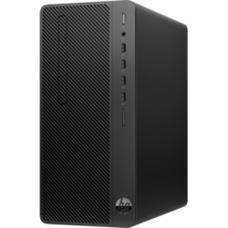 Sistem desktop HP 290 G3 MT, Intel Core i3-9100 3.6GHz Coffee Lake, 4GB DDR4, 1TB HDD, UHD 630, FreeDos