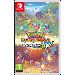POKEMON MYSTERY DUNGEON RESCUE TEAM DX - SW