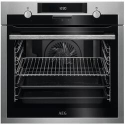 uptor incorporabil AEG BEE431310M, Electric, 71 l, Clasa A, SurroundCook, Display, Inox