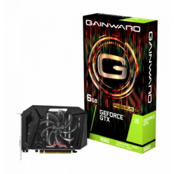 Placa video Gainward GTX1660 PEGASUS, 6GB GDDR5 192bit