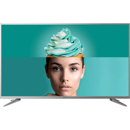 Televizor LED Tesla 55T607SUS, 140 cm, Smart TV 4K UHD