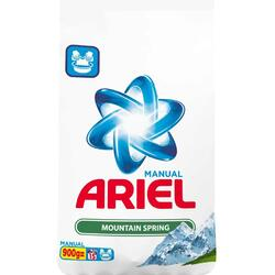 Ariel Detergent manual Mountain Spring 900 g