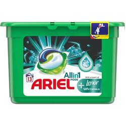 Ariel All in 1 Pods +Lenor Unstoppables 13*30ml
