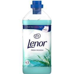 Balsam de rufe Lenor Fresh Meadow 1.9 l, 63 spalari