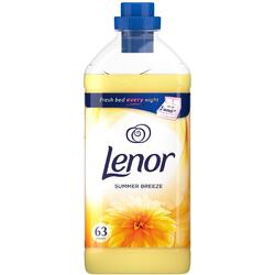 Balsam de rufe Lenor Summer Breeze 1.9 l, 63 spalari