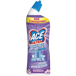 Ace Ultra Power gel inalbitor si degresant Floral 750 ml