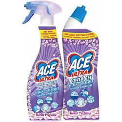 Pachet Ace gel inalbitor floral 750 ml + Ace spray inalbitor floral 700 ml