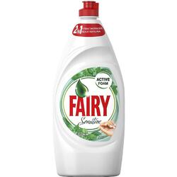 Fairy Detergent de vase Sensitive Tea TreeMint 800 ml